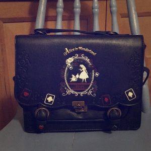 Handbags - Brand new Alice in the Wonderland satchel